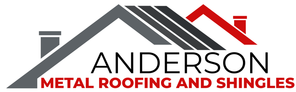 anderson metal roofing and shingles logo